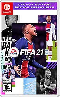 Fifa 21 - Nintendo Switch Games and Software (B08CB8YV26) | Amazon price tracker / tracking, Amazon price history charts, Amazon price watches, Amazon price drop alerts