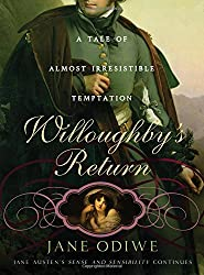 Willoughby's Return book cover, a Jane Austen variation
