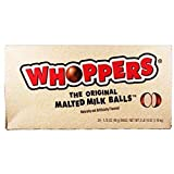 Whoppers Malted Milk Balls, 24 Count (CHOC. CANDY - REGULAR SIZE)