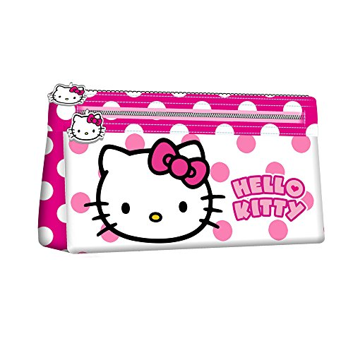 Karactermania 38594 Hello Kitty Astuccio, 22 cm, Rosa
