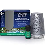 Yankee Candle - Kit diffusore di fragranze Peaceful Dreams, Sleep