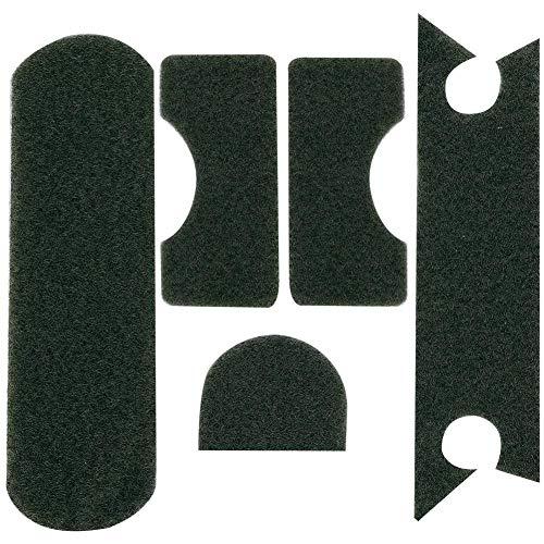 Nimoa Fietshelm Sticker Paster Tactiek Helm Accessoires voor Outdoor Wandelen Klimmen