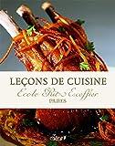 Leçons de Cuisine Ecole Ritz Escoffier