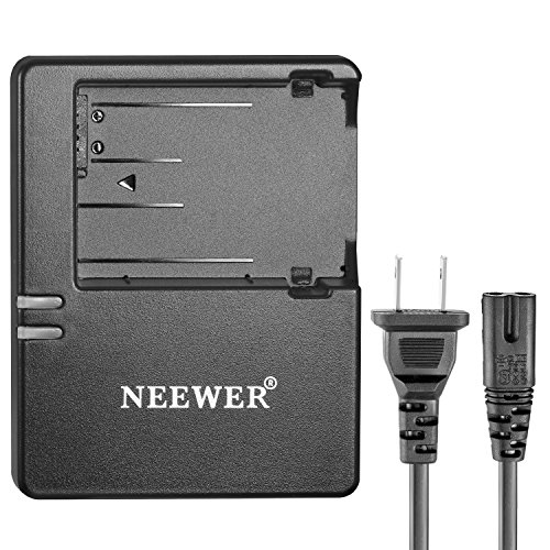 Neewer Battery Charger Compatible with LP-E8 battery and Canon 550D, 600D, 650D, 700D / Rebel T2i, T3i Cameras