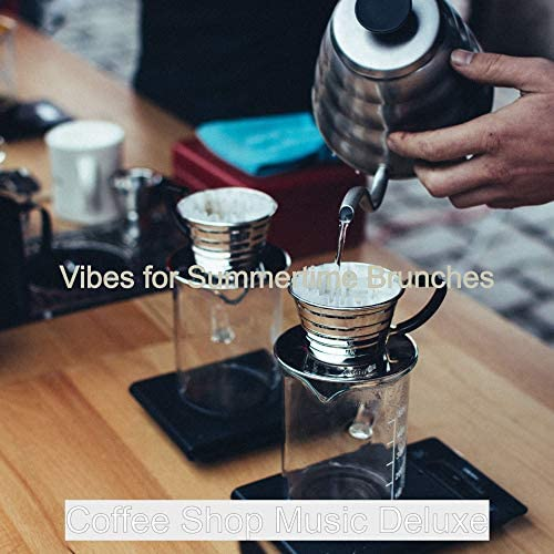 Coffee Shop Music Deluxe