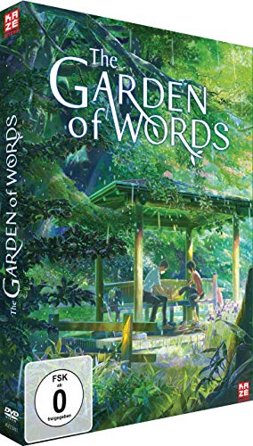 The Garden of Words - [DVD] Relaunch