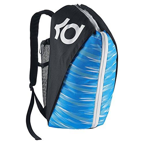 Nike KD Max Air VIII Basketball Backpack Black/Photo Blue/White