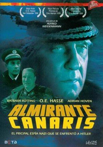 Almirante Canaris [DVD]