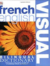 French  English Bilingual Visual Dictionary (DK Visual Dictionaries)
