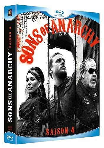 Hijos de la Anarquía / Sons of Anarchy - Season 4 [ Origen Francés, Ningun Idioma Espanol ] (Blu-Ray)