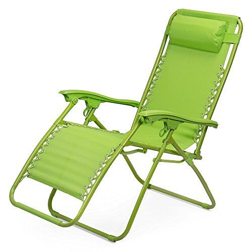 Q.bo Sdraio Poltrona reclinabile Pieghevole Regolabile arredo Esterno Relax 05331