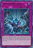 Yu-Gi-Oh! - Evenly Matched - DUPO-EN099 - Ultra Rare - 1st Edition - Duel Power