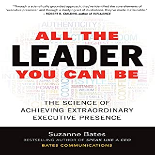 All the Leader You Can Be audiobook cover art