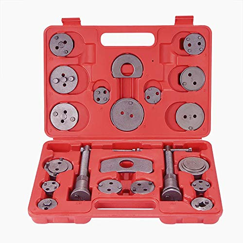 Coffret Repousse piston d'étriers de freins pour remplacement de disque Outil et adaptateurs ,...