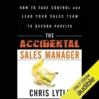 Page de couverture de The Accidental Sales Manager