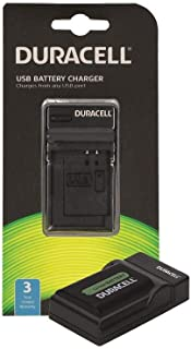 Duracell DRS5965 Charger with USB Cable