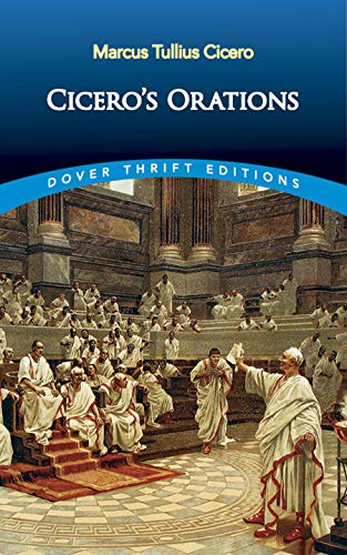 Cicero's Orations (Dover Thrift Editions)