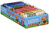 Alpino DP000202 - Bandeja 10 plastilina