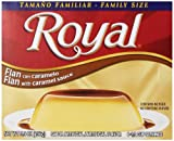 Royal Bilingual Flan Dessert...