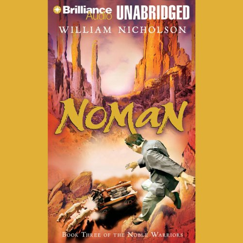 Noman audiobook cover art
