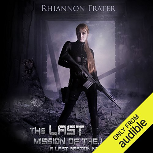 The Last Mission of the Living audiobook cover art