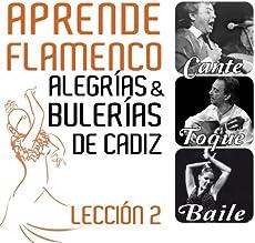 Aprende Flamenco. Alegrías y Bulerias de Cádiz: Lección 2