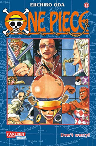 One Piece, Bd.13, Don't worry!