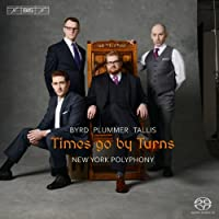 Times Go By Turns [New York Polyphony] [BIS: BIS2037] by New York Polyphony (2013-07-30)