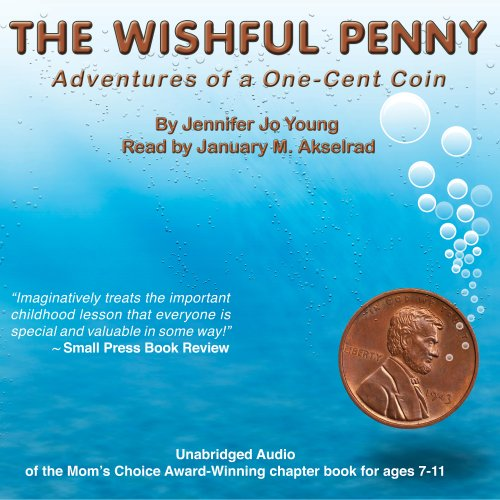 The Wishful Penny Audiobook By Jennifer Jo Young cover art