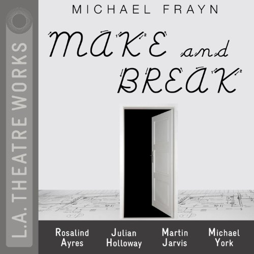 Make and Break audiobook cover art