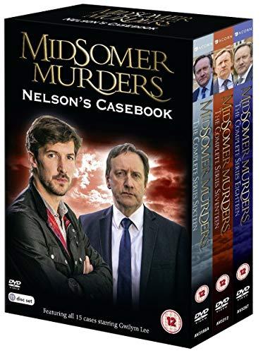 Midsomer Murders - Nelson's Casebook (11 DVDs)