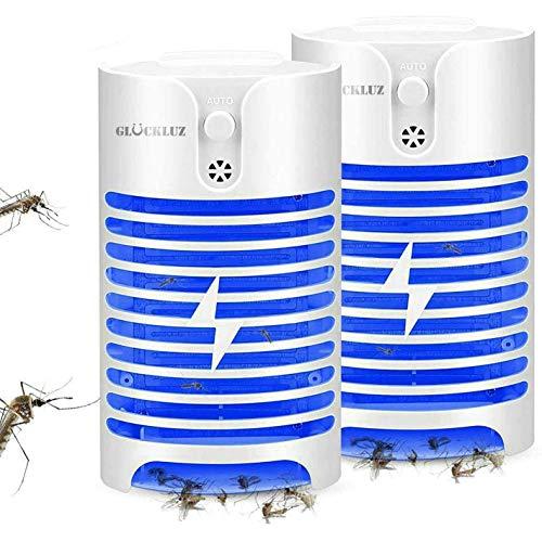 como funcionan los mata mosquitos electricos fabricante Glückluz