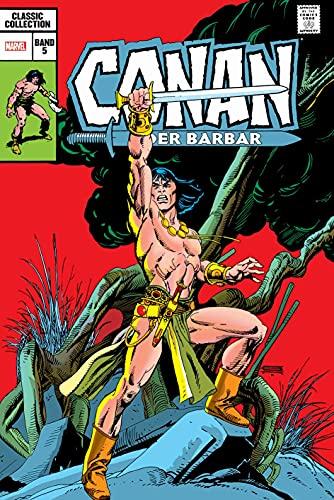 Conan der Barbar: Classic Collection: Bd. 5