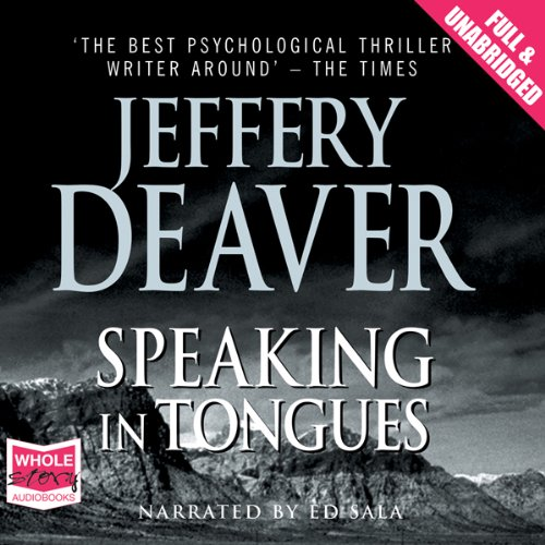 Speaking in Tongues audiobook cover art