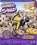 Kinetic Sand Dig & Demolish Truck Playset with 453 g of Kinetic Sand, for Kids Aged 3 and Up