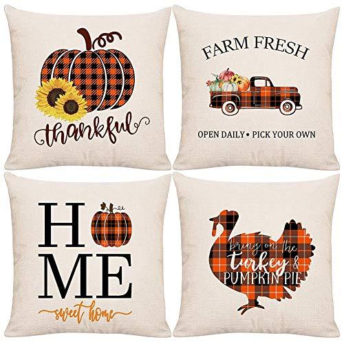 Haude - Copricuscino per divano letto, motivo: zucca, per raccogliere l'auto, motivo: dinosauro, colore: arancione