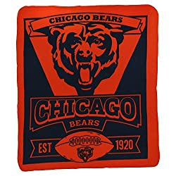 bears blanket for man cave