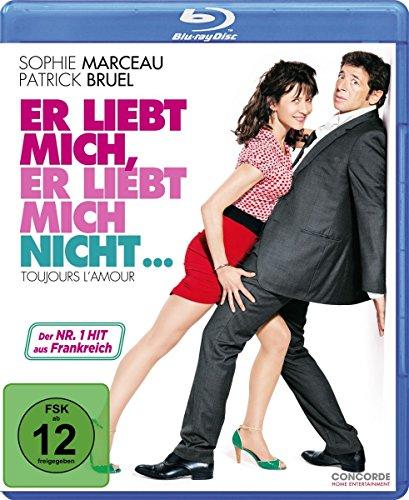 Er liebt mich, er liebt mich nicht - Toujours l'amour [Blu-ray]