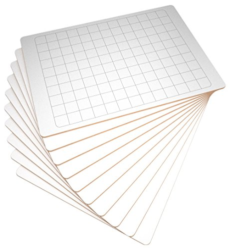 Show-me Gridded 'Rigid' whiteboards