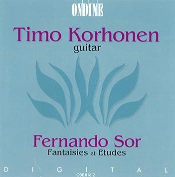 Sor: Fantasias Nos. 7, 10, 13 / 24 Studies (Excerpts)