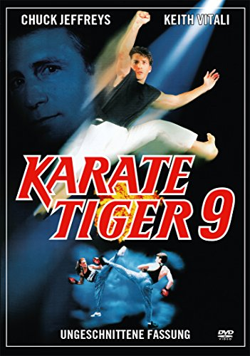 Karate Tiger 9 / Superfights (Uncut) [EU-Import]