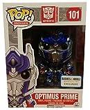 Exclusive Barnes and Noble Optimus Prime METALLIC Funko POP! Transformers Age of Extinction Vinyl Fi...