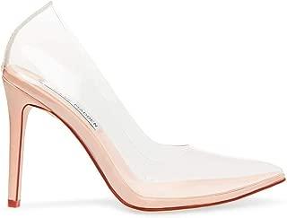 Steve Madden Womens VEGA01S1 Vegas Transparent Size:
