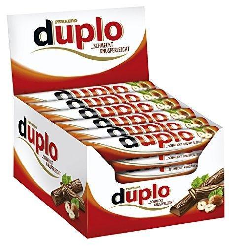 Duplo 40er Multipack / Thekendisplay / Kassendisplay (Inhalt: 40 x 1)
