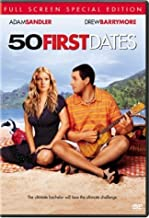 50 First Dates (Full Screen Special Edition) by Sony Pictures Home Entertainment