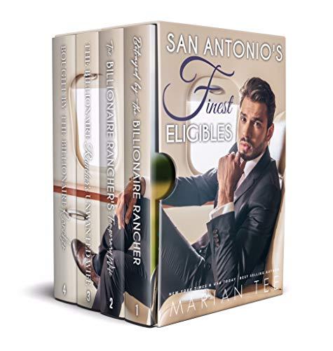 San Antonio's Finest Eligibles: Contemporary Mail Order Bride Romance Boxed Set (English Edition)