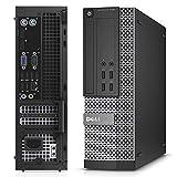 【Amazon.co.jp 限定】DELL デスクトップPC 3010/7010/9010/MS Office 2019/Win 10/Corei3-3220/HDMI/DVD/16GB/(整備済み品) (新品SSD 128GB)