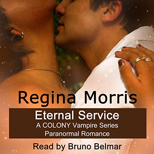 Eternal Service audiobook cover art