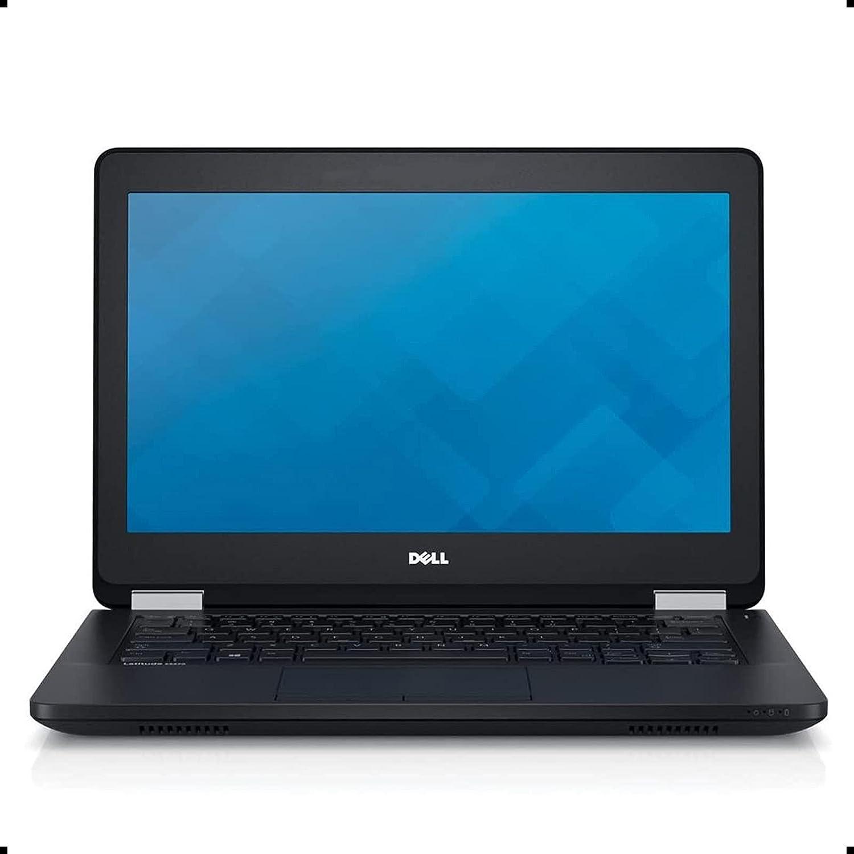 Dell Latitude E5270 12.5in Business Laptop Computer, Intel Dual-Core i5-6300U up to 3.0GHz, 8GB RAM, 256GB SSD, Bluetooth 4.1, USB 3.0, HDMI, Windows 10 Professional (Renewed)