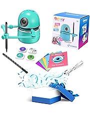 TTLIFE Robot da Disegno Robot Artista Robot da Disegno Automatico Intelligente Pittura/Matematica/Ortografia Robot educativo Intelligente Il Giocattolo Include 4 Libri 38 Carte